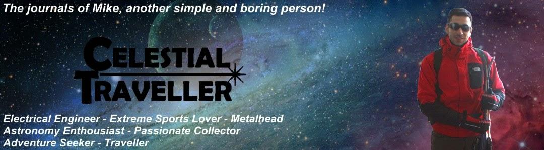 Celestial Traveller