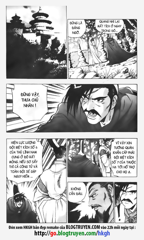 Hiệp Khách Giang Hồ chap 134 Trang 11 - p0sixspwn.com