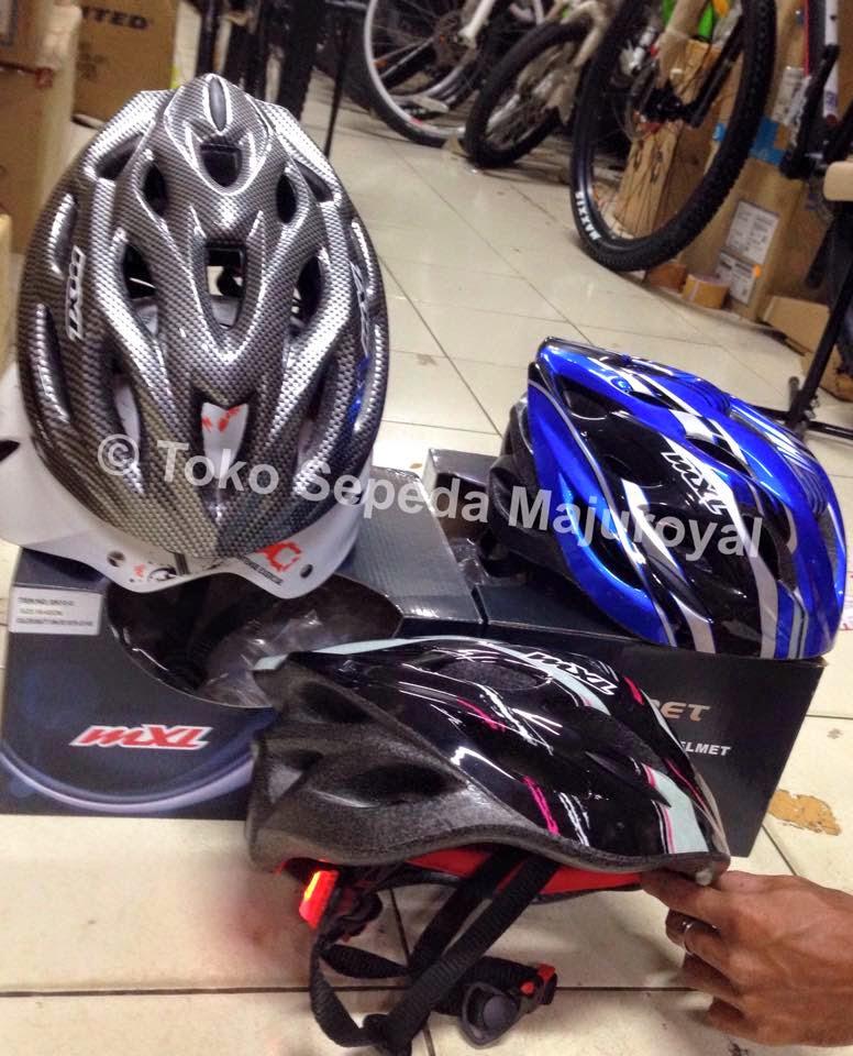 Helm Sepeda MXL Led