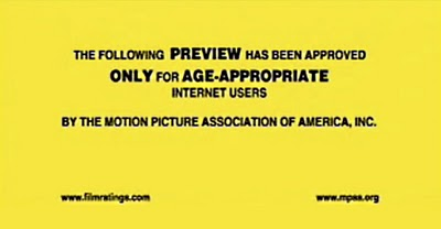 Age for mature audiences