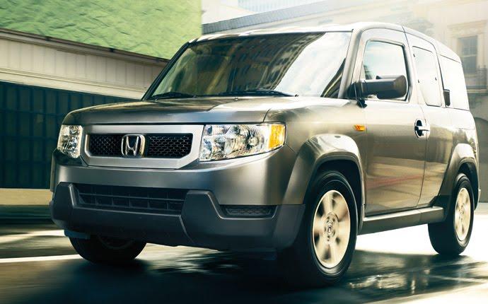 Honda element mileage per autos post for Honda element mileage