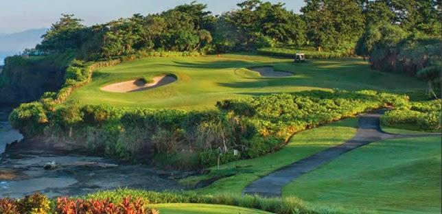 Golf Resorts Bali Indonesia