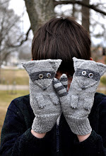 Rascal Raccoon Mitts