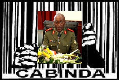 General Nunda promete, custe o que custar, pôr de joelhos o Povo da colónia de Cabinda