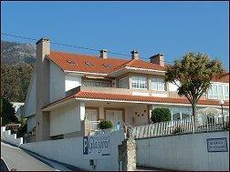 Chalet Los Magnolios, Casa Completa en Baiona, Rías Bajas, Rías Baixas, Pontevedra, Galicia, alojamiento de alquiler íntegro