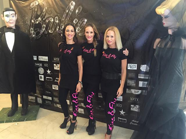 Fundación Sandra Ibarra de Solidaridad Frente al Cáncer, Kiss and Fly Solidary, Convención Coleccionistas de Barbie, Fashion Bloggers, Blogueras Solidarias, Hotel Tryp Atocha
