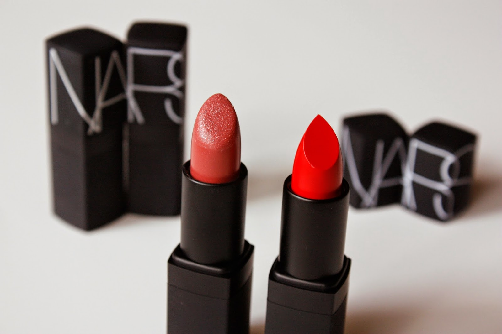 Nars Jungle Red Lipstick Mayflower was the first shade
