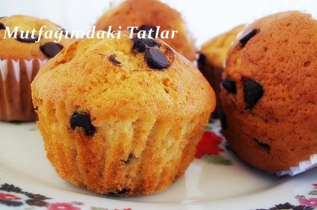 Damla Çikolatalı Muffin Yapılışı Videosu