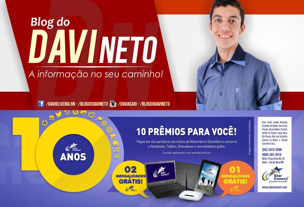 Blog do Davi Neto