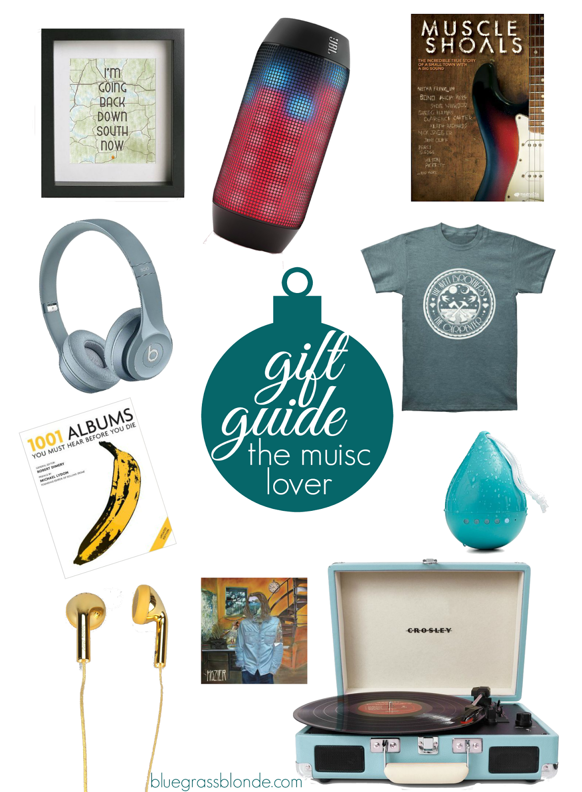 Music Lover Gift Guide
