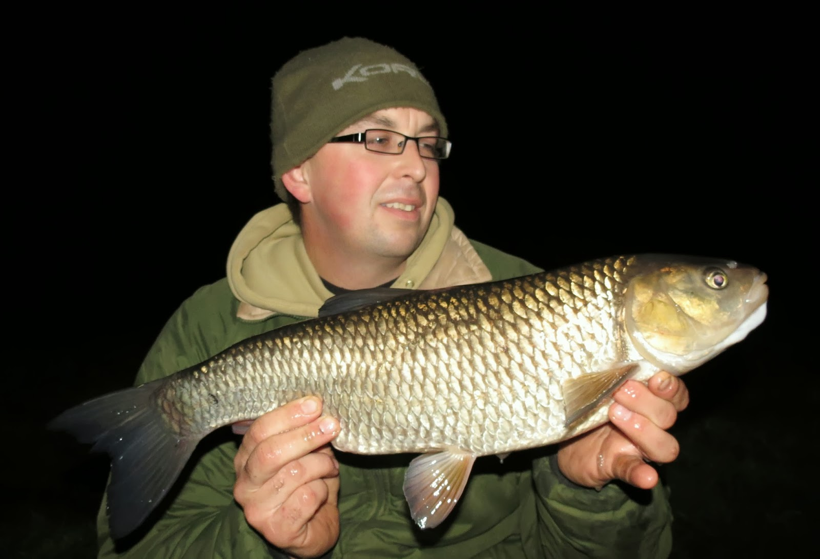 big river chub fishing