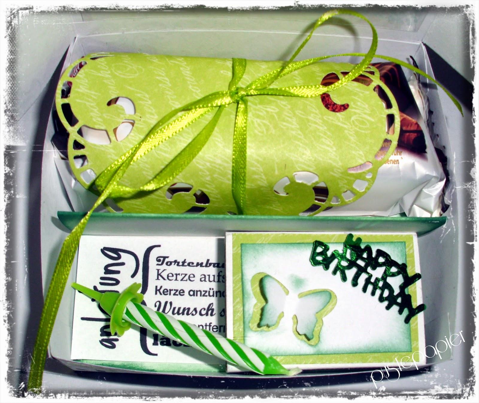 Geschenk Geburtstag