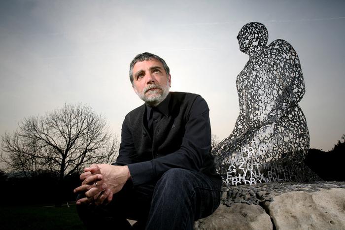 Jaume Plensa 1955 - Spanish Conceptual sculptor