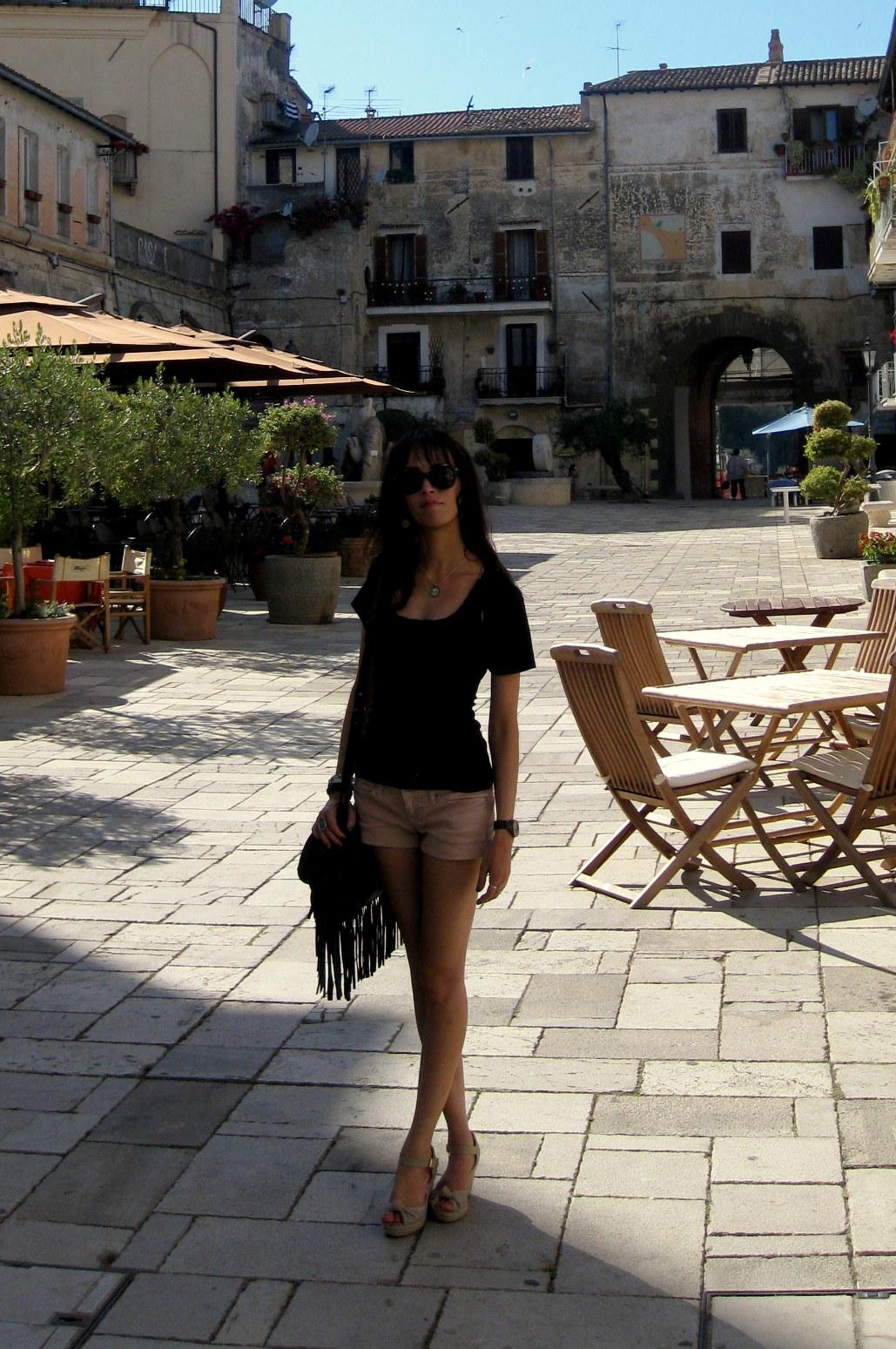 Maria Elene Summer San Felice Circeo And Anzio