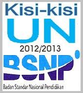 Kisi-kisi UN