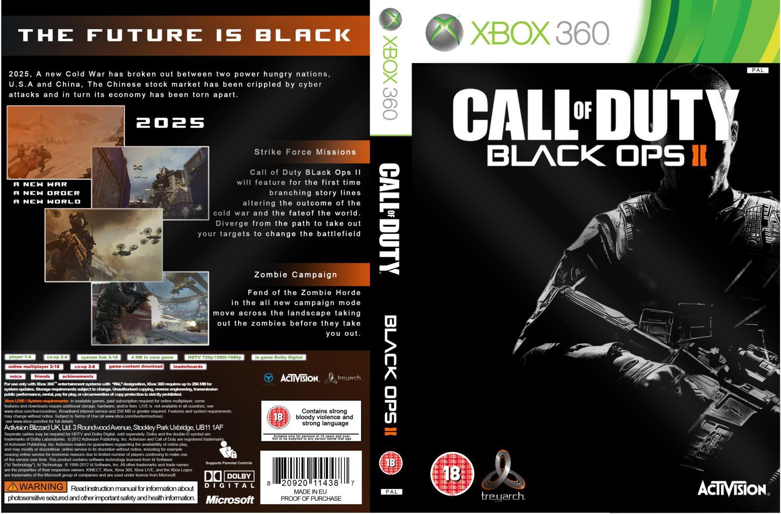 Почему нет звука в игре call of duty black ops 2