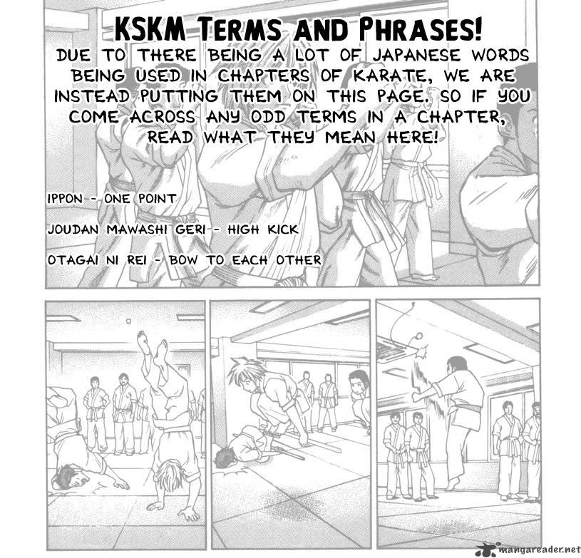 Karate Shoukoushi Kohinata Minoru chap 78 Trang 2
