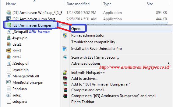 aplikasi hacker wifi for windows 7