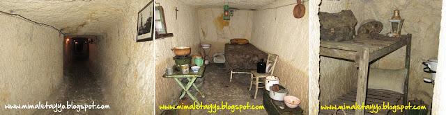 Refugio de la Segunda Guerra Mundial en Mgarr, Malta