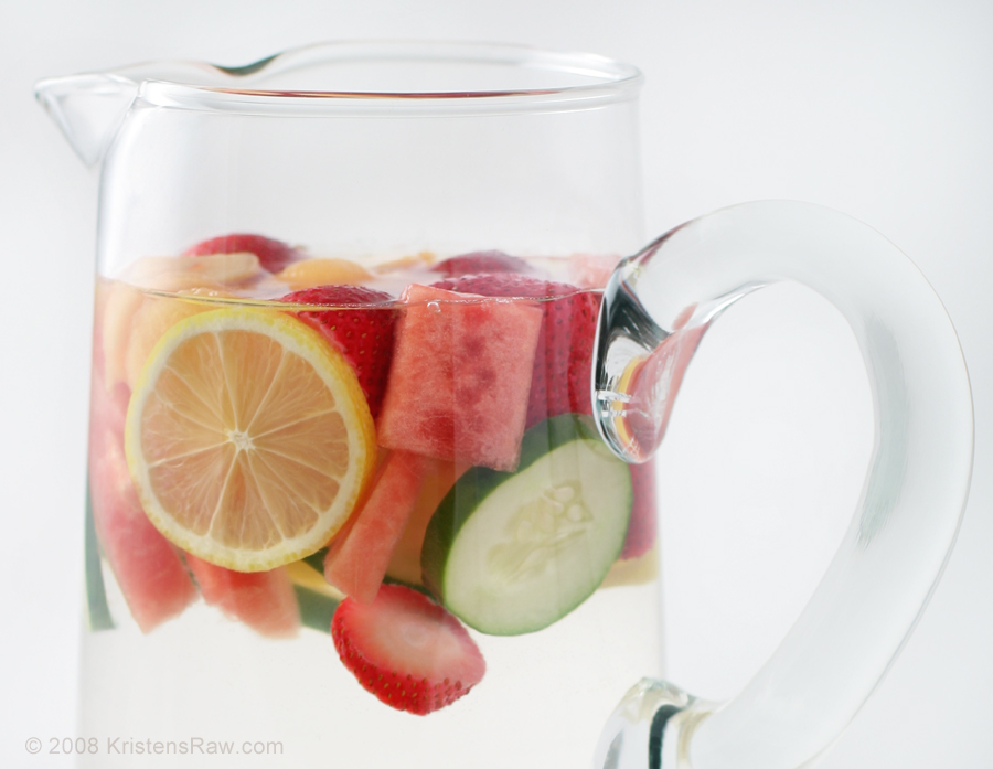 healthy fruit water are cucumbers fruit