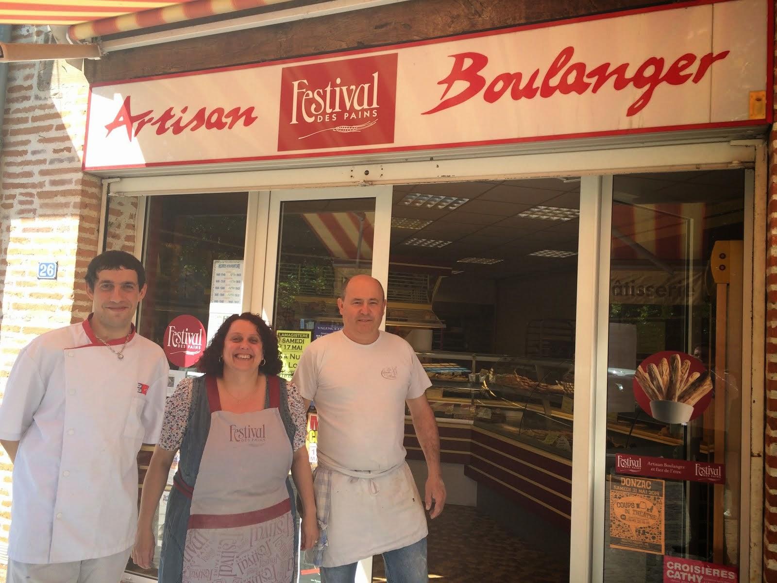 changement de proprietaire a la boulangerie La Valencienne