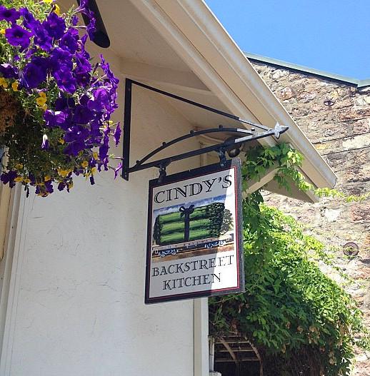 napa valley jewel cindys backstreet kitchen - Cindys Backstreet Kitchen