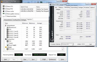Comparing Corsair Hydro Series H60 Fans pic3