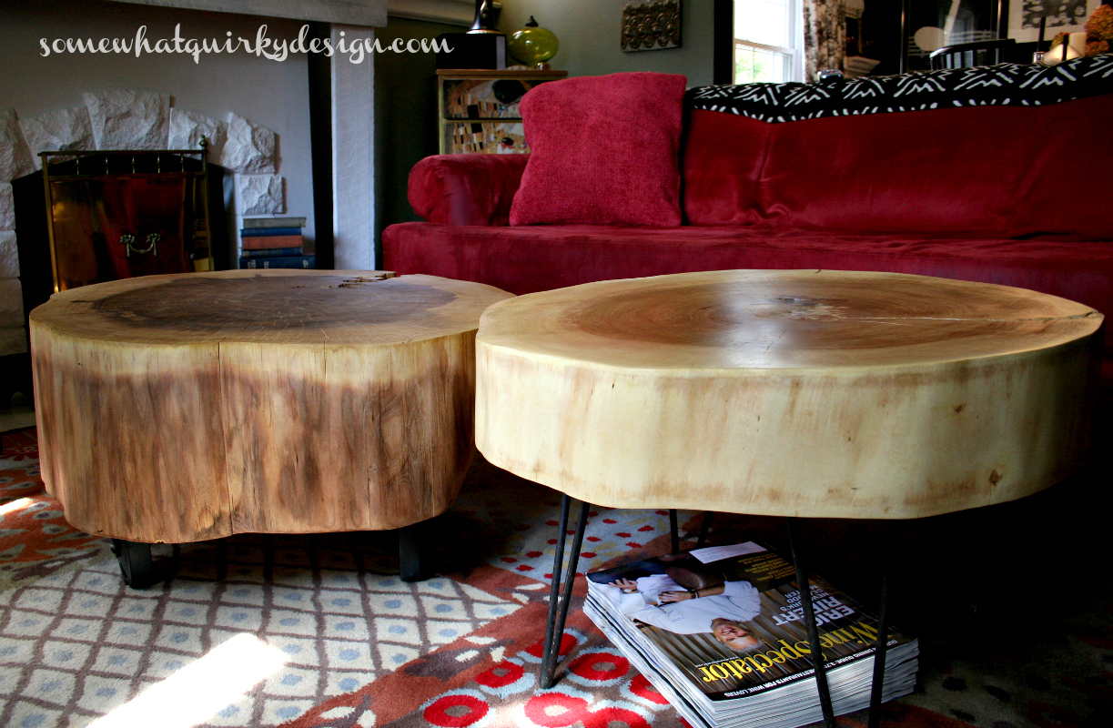 Exceptional How To Make A Tree Round Table