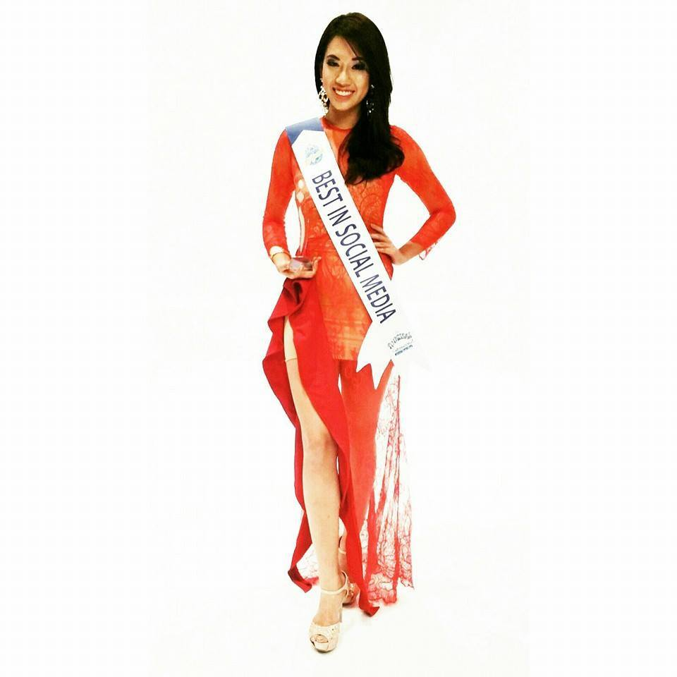 Miss Tourism Singapore 2014 Best In Social Media