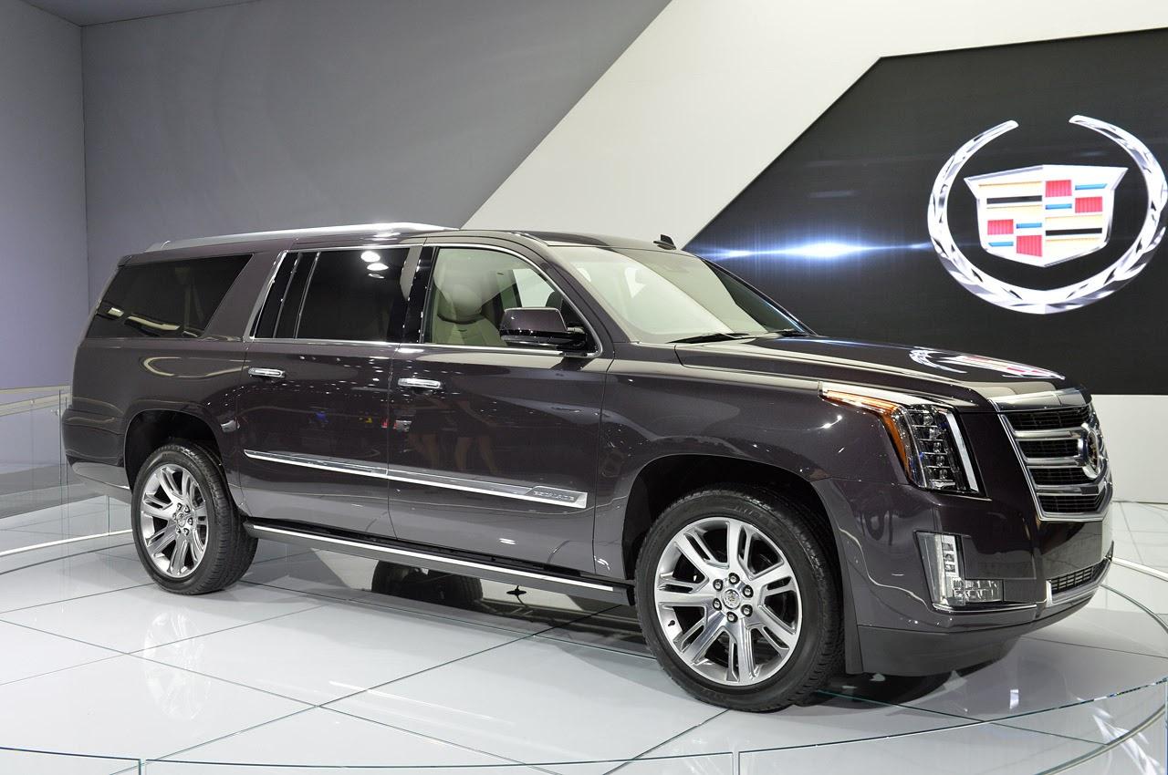 © Automotiveblogz: 2015 Cadillac Escalade: LA 2013 Photos