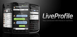 LiveProfile .apk best android messaging app