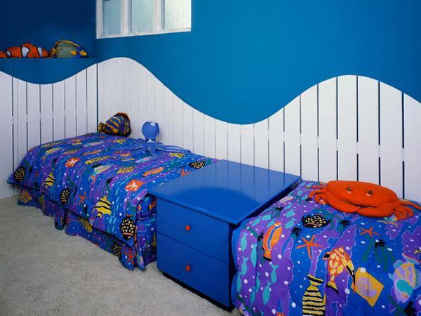 menkombinasi warna cat tembok dengan dekorasi rumah