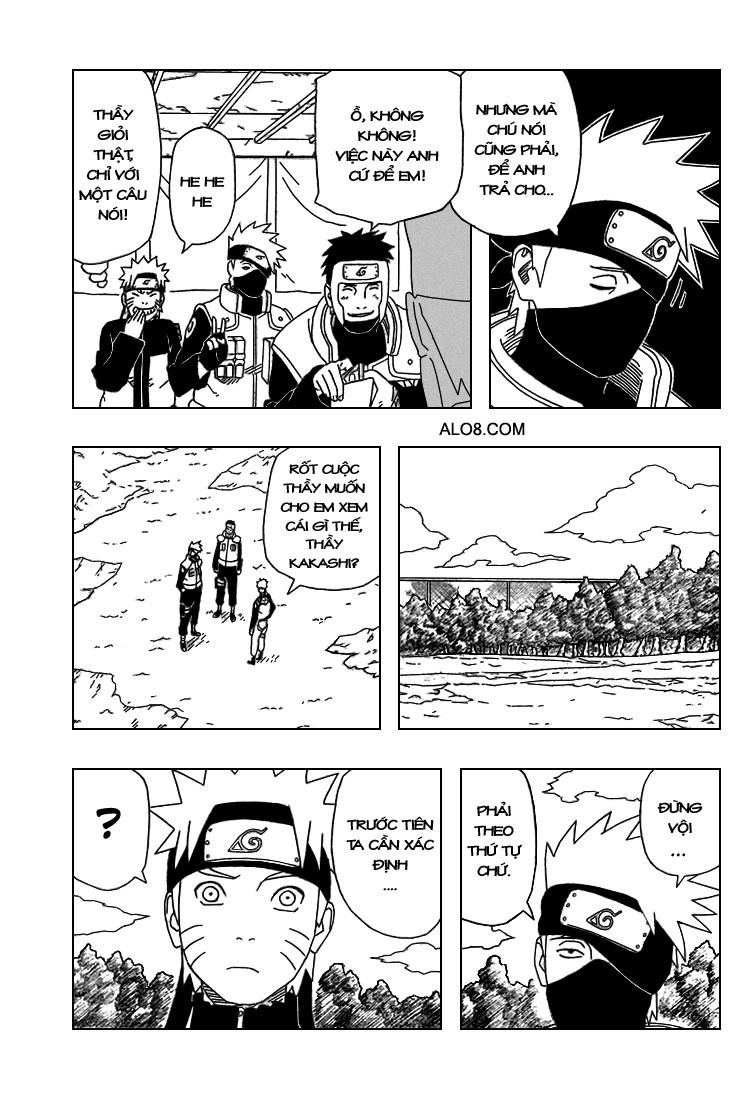 Naruto chap 321 Trang 3 - Mangak.info