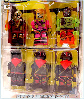 Hasbro G.I.Joe Destro Voltar Darklon SDCC 2015 Kreon Cobra Iron Genadiers G.I.ジョー Kre-O クレオ