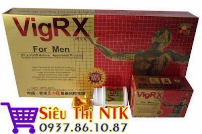 VigRx For Men, Thuốc kéo dài thời gian cương cứng, thuốc ngăn xuất tinh sớm