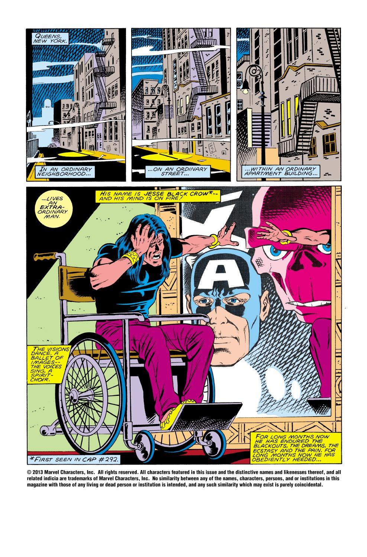 Captain America (1968) Issue #300 #228 - English 2