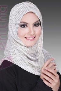 Zenitha Jilbab 03 - Putih (Toko Jilbab dan Busana Muslimah Terbaru)
