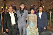Dil Raju Daughter Hanshitha Wedding reception-thumbnail-8