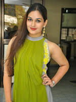 Prayaga Martin Glamorous photos at Pisachi pm-cover-photo