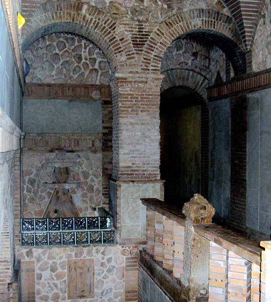 Baños Romanos Fortuna:Museo Arqueológico de los Baños de Alhama: El Termalismo en la