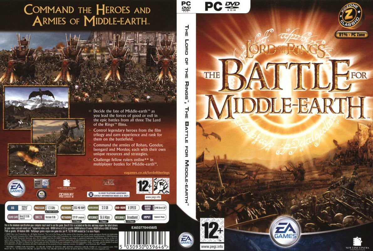 the lord of the rings the battle for middle earth 3 download