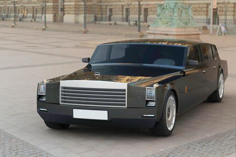 سيارة بوتين الرئاسية الجديدة تتفوق على غواصة أوباما 63350_458839244151438_1804824814_n