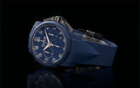 Corum Admiral's Cup Challenger 44 Chrono Rubber 2011 blue