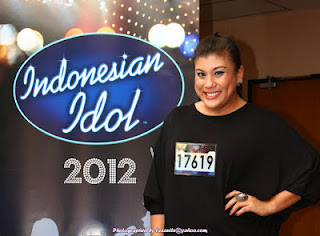 Regina Ivanova Indonesian Idol