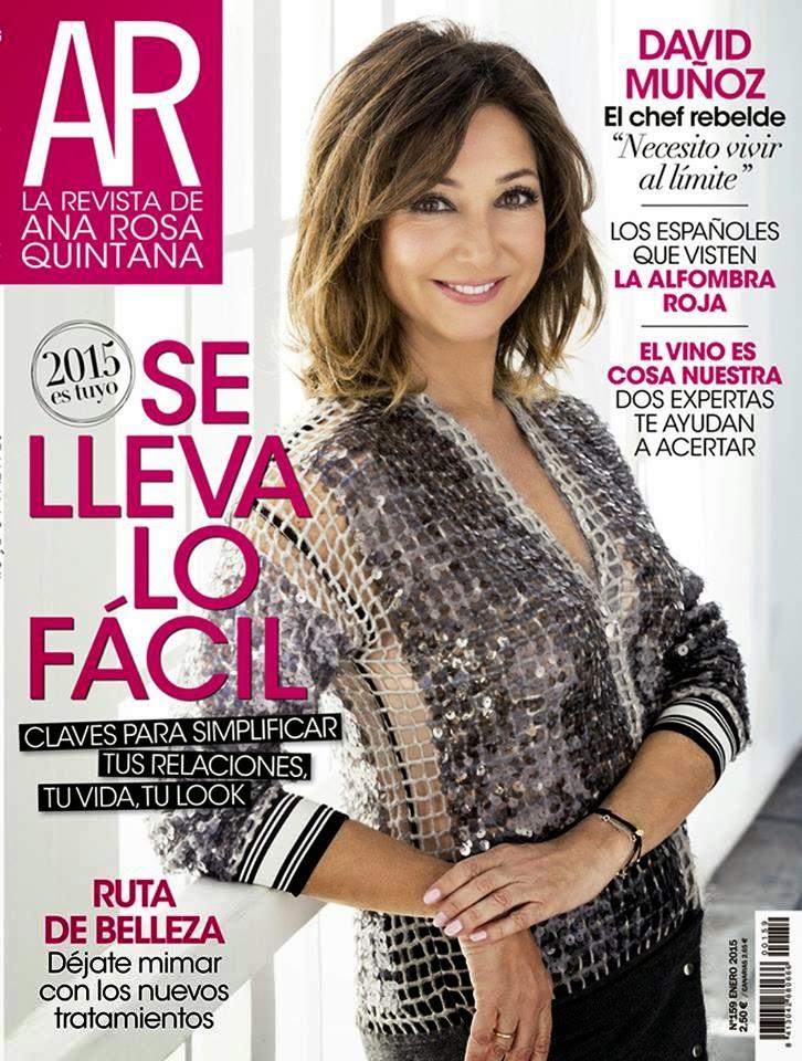 Regalos revistas enero 2015 bella y con estilo for Revista primicias ya hoy
