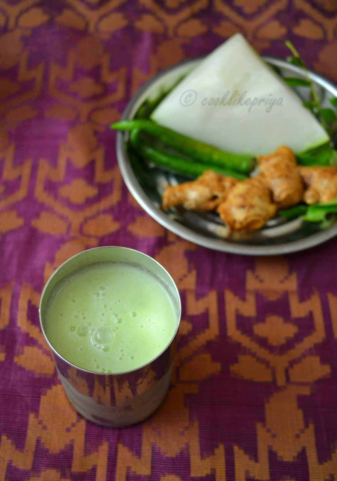Vellai Poosanikai Juice for weight loss