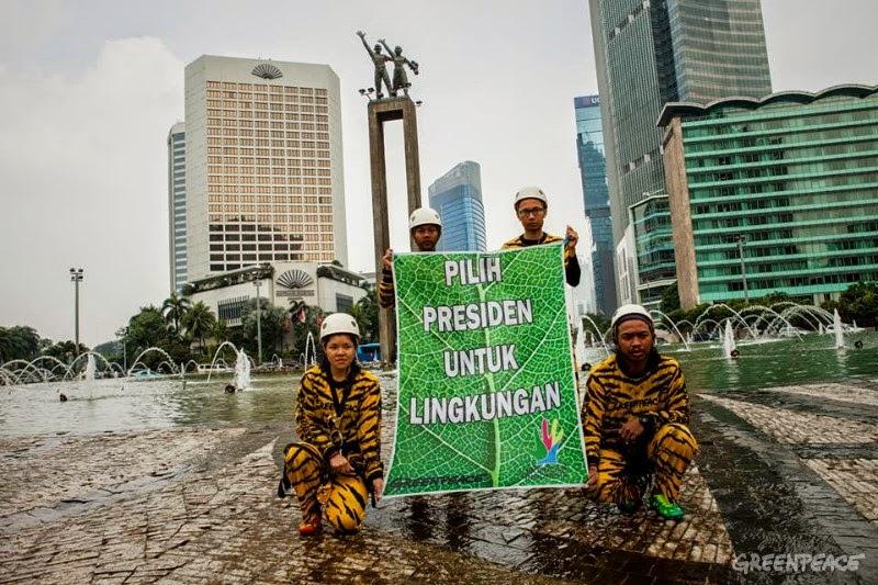 Ngabuburit Bareng Yuk, Sembari Bahas Agenda Lingkungan Capres