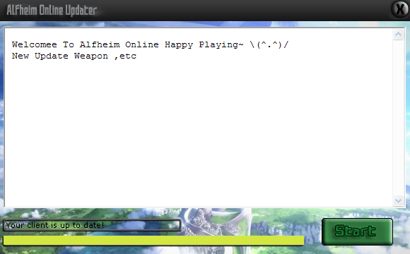 Alfheim Online Game Id Server