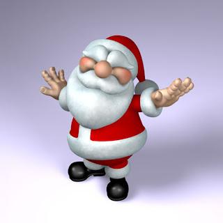 Santa Xmas Pictures