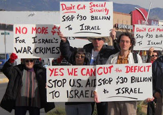 Coalition to Stop $30 Billion to Israel